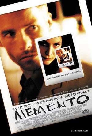 Memento filmposter