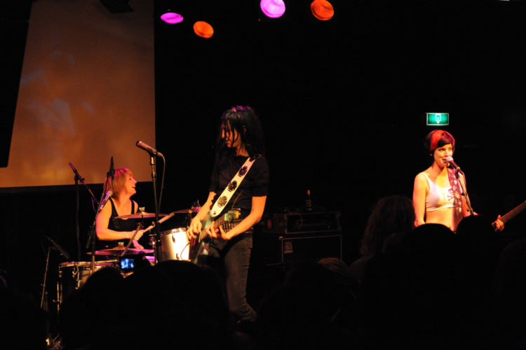 The Riplets Farewell show in Rotown (foto:flickr/guuskrol)