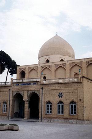 Armeense kerk in Isfahan