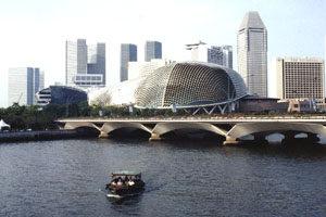 Singapore, operagebouw