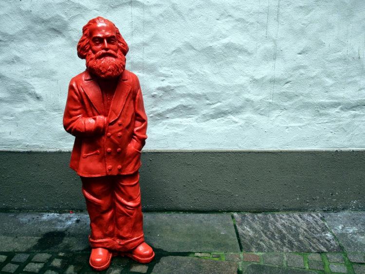Karl Marx (foto:flickr/bigberto)
