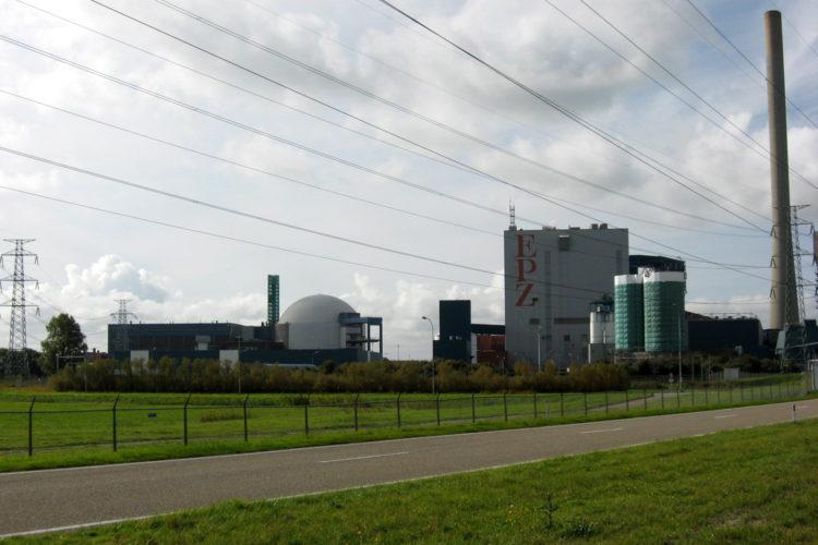 De nucleaire centrale in Borssele (foto:flickr/rnw)