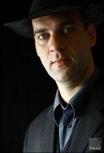 Christian Jongeneel door Sam Rentmeester
