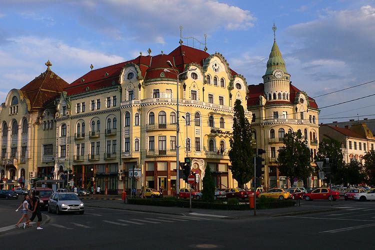 Roemenië, Oradea