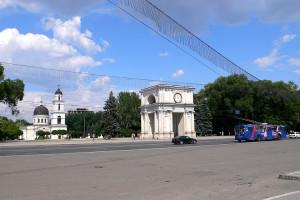 Moldavië, Chisinau