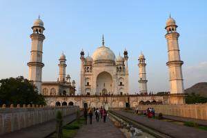 India, Maqbara in Aurangabad
