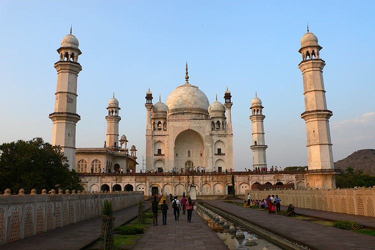 India, Maqbara in Aurangabad