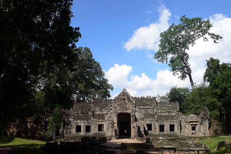 Cambodja, Angkor, Preah Khan