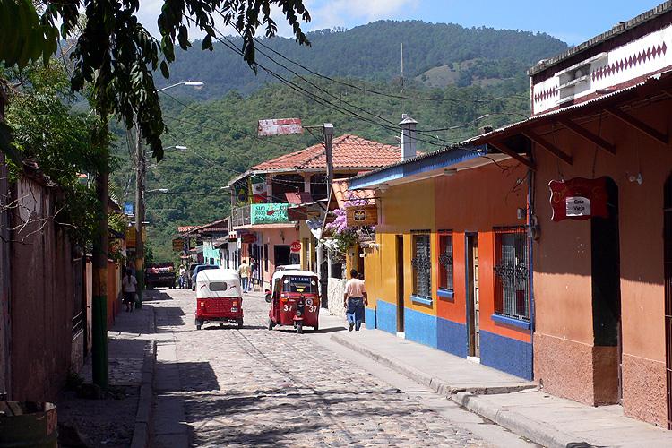 Honduras, Copan