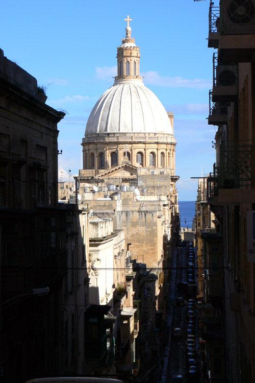 Malta, Valetta