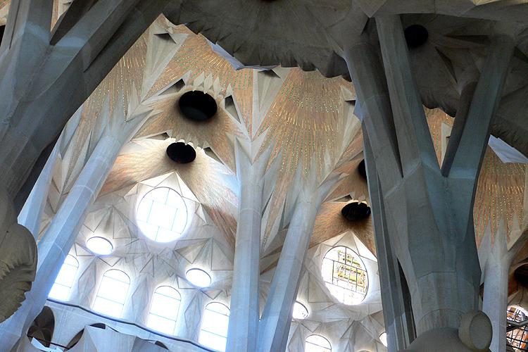 Spanje, Barcelona: Sagrada Familia