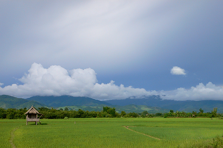 Laos, Luang Nam Tha