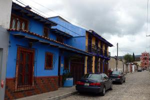 Mexico, San Cristobal