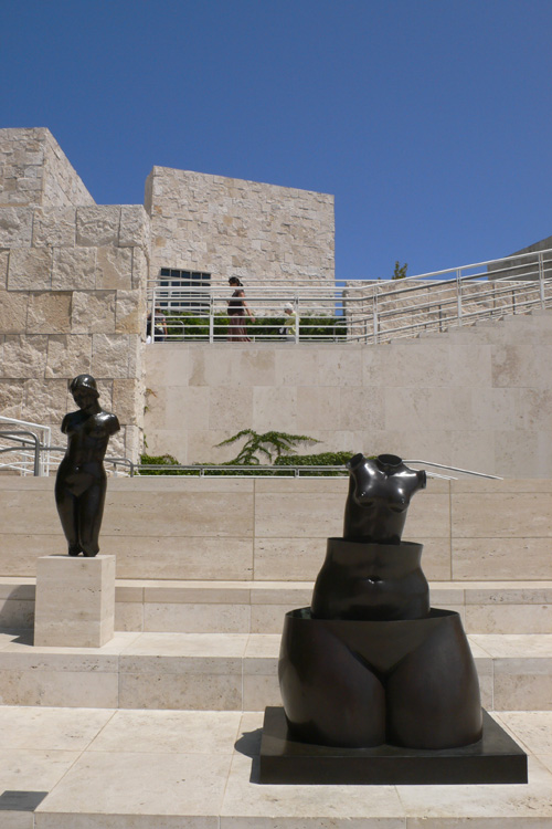 USA, Los Angeles, Getty Center