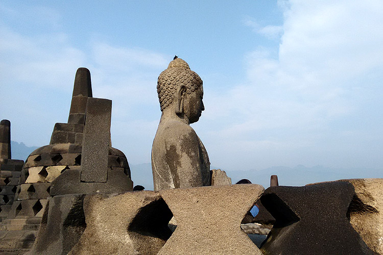 Indonesië, Borobudur