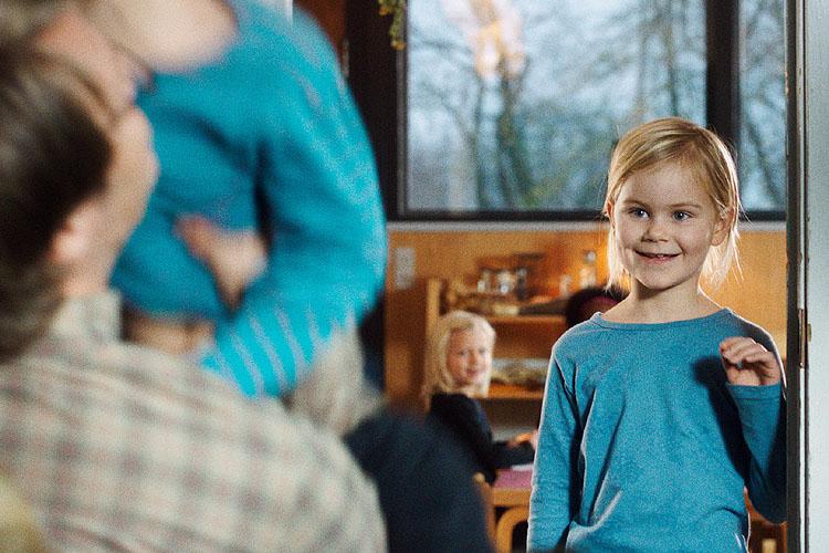 Annika Wedderkopp in Jagten