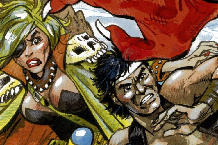 Cover 'De bronnen van Marduk' door Martin Lodewijk