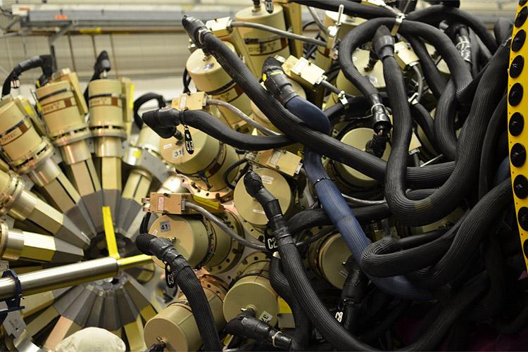 De 'Energy Showcase' van het Argonne National Laboratory in Chicago: een relatief eenvoudig apparaat, maar voor een journalist niet controleerbaar (credit: USAgov)
