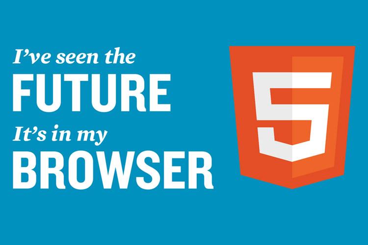 Het officiële html5 logo