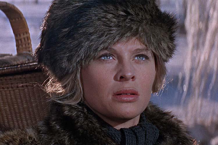 Julie Christie trekt tranen als Lara in de film uit 1965
