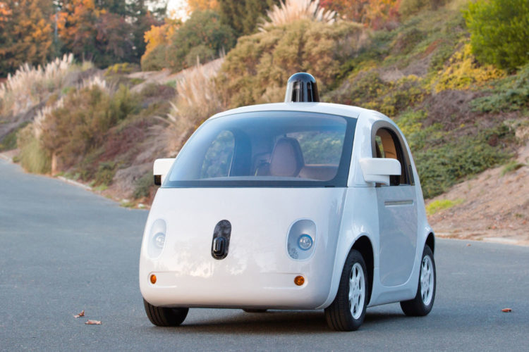 Dutch law has no idea about driverless cars (photo:Google)