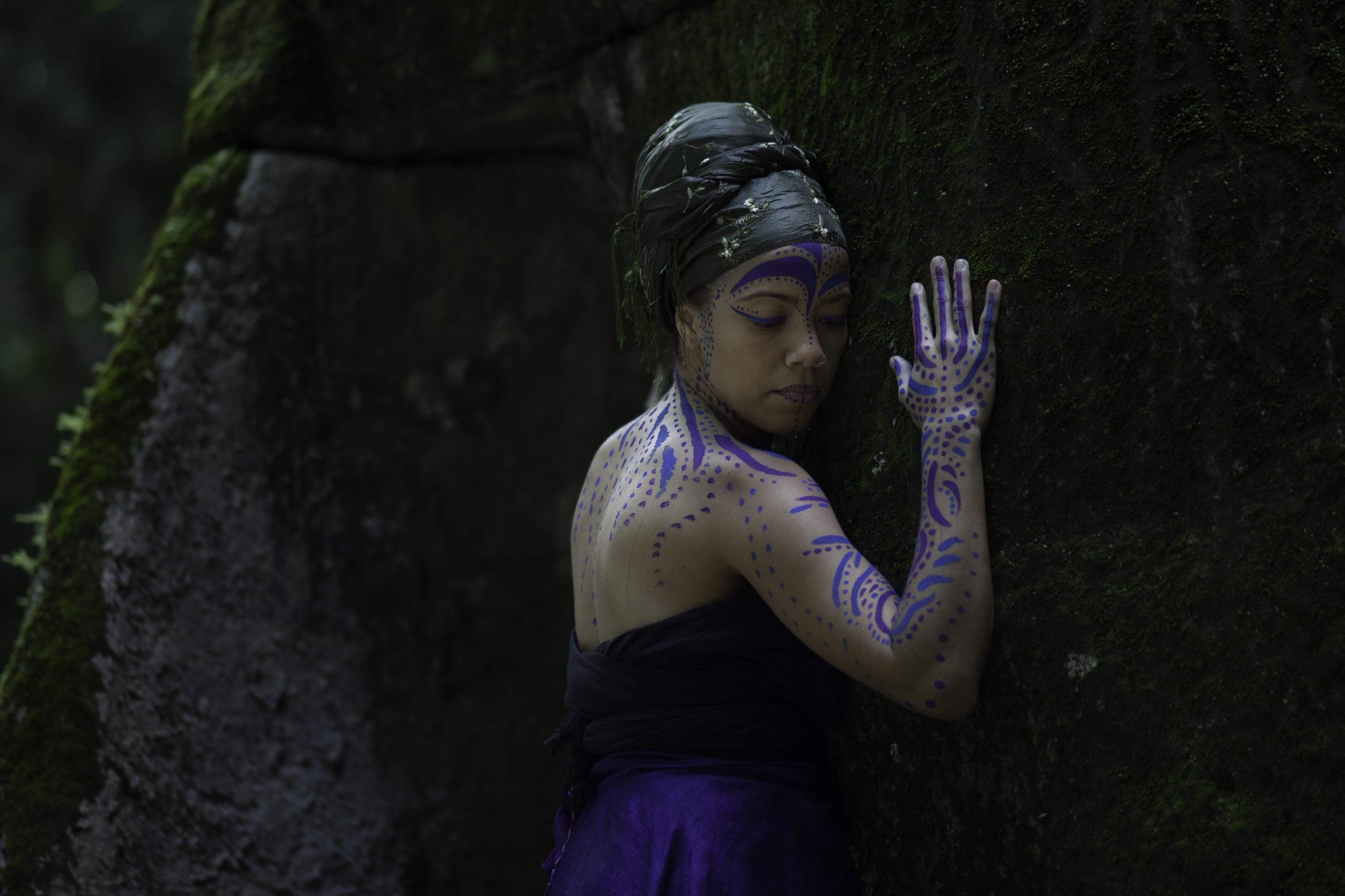 Het lichaam als kunstvorm (foto:flickr/jikatu)