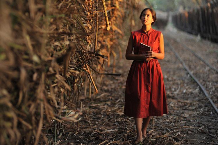 Pevita Pearce in Chaotic Love Poems
