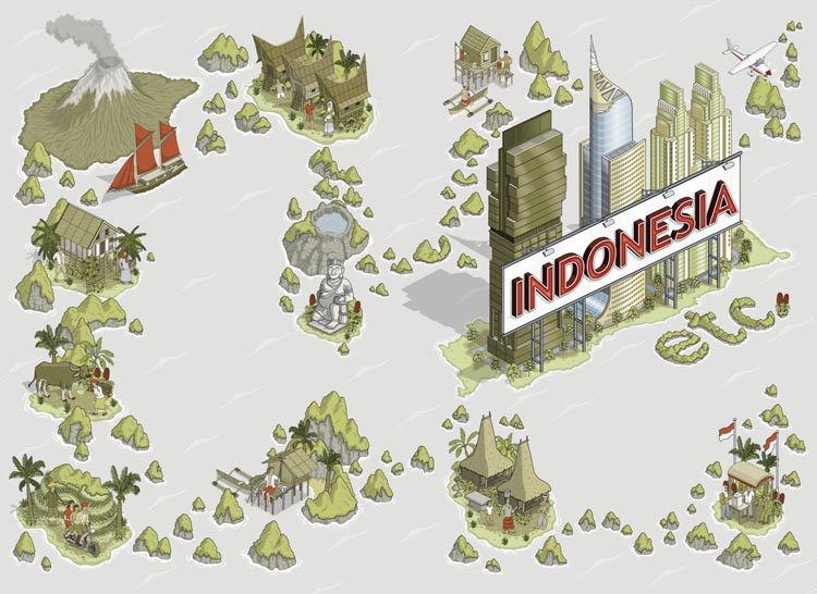 Elizabeth Pisani - Indonesia etc | Een reisverslag