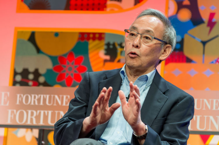 Steven Chu (foto:flickr/Fortune_Brainstorm_E)