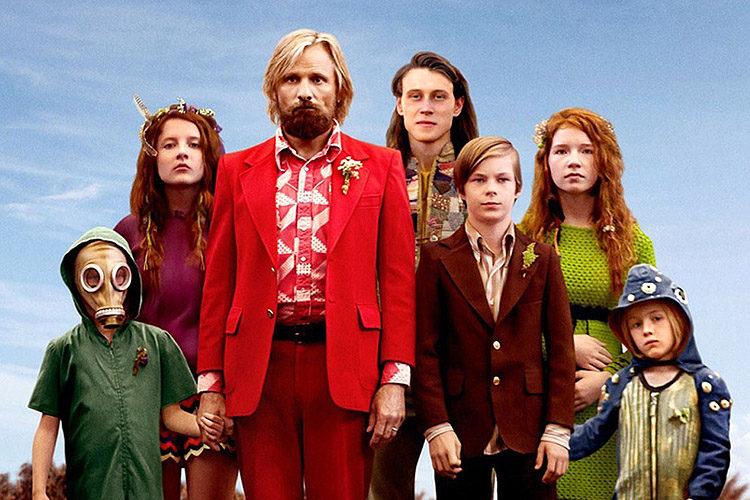 Captain Fantastic en zijn gezin