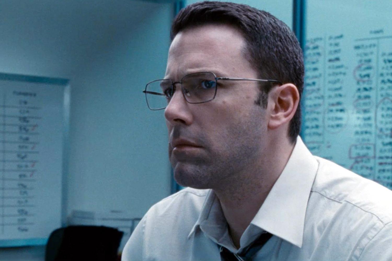 Ben Affleck als autistiche accountant annex meedogenloze killer