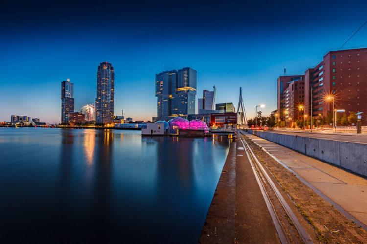 Rotterdam Zuid, zoals we het graag zien (foto:flickr/tomroeleveld)