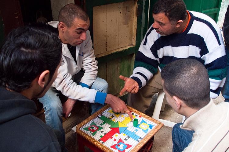 Explosieve situatie met jonge Marokkanen in Tetouan (foto:flickr/zz77)