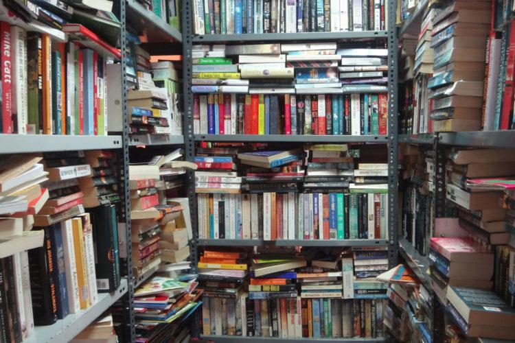 Omero is een meta-zoekmachine voor (tweedehands) boeken (foto:flickr/serdal)