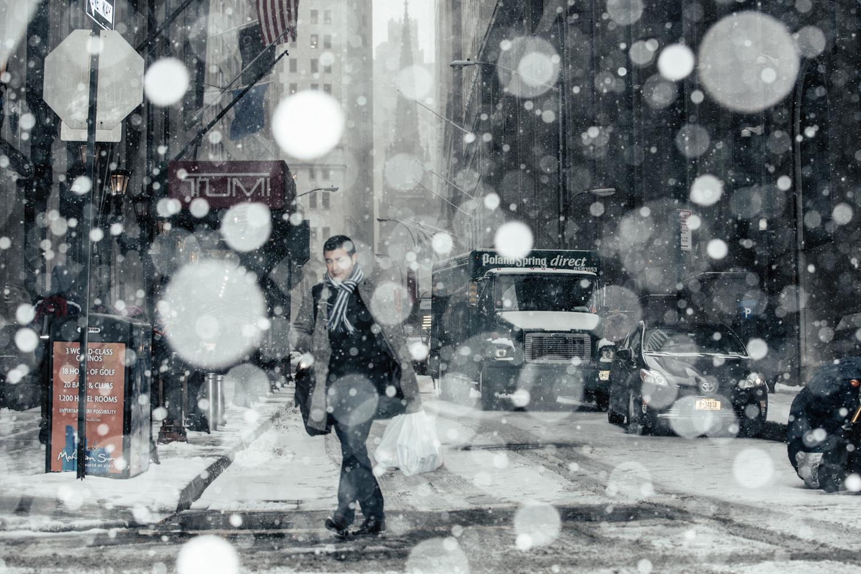 Wall Street, het domein van Bartleby (foto:flickr/severalseconds)
