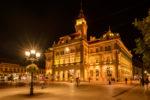 Het stadsplein van Novi Sad, plaats van handeling in Cold Days van Tibor Cseres (foto:flickr/nsavch)
