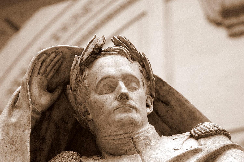 Napoleon in het Musée d'Orsay (foto: flickr/beholder)