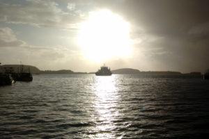 Schotland, haven van Oban