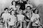 De familie Goebbels (foto: Bundesarchiv)