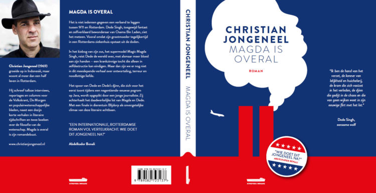 Christian Jongeneel: Magda is overal
