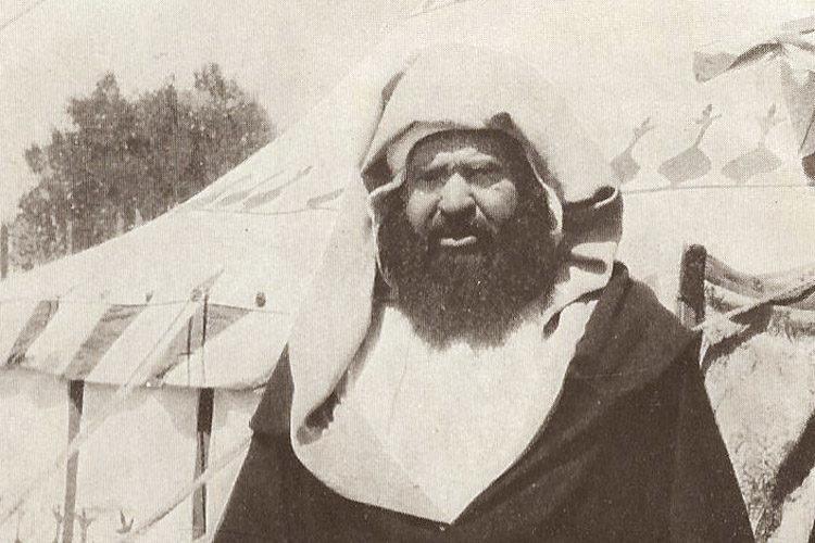 Mulai Ahmed al Raisoeni (foto:wikipedia)