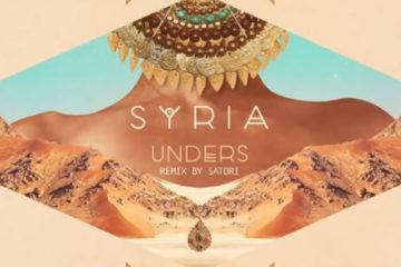 Magda gedijt bij Syria van Unders