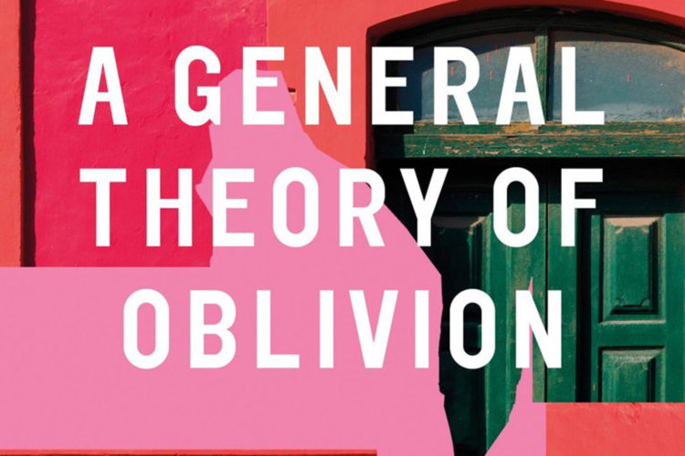 José Eduardo Agualusa: A general theory of oblivion
