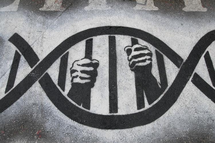 Twintig procent van de menselijke genen is gepatenteerd (foto:flickr/home_of_chaos)