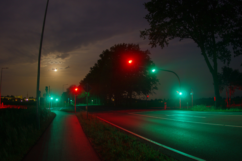 Stoplichten zijn een klassiek voorbeel van persuasive technology (foto:flickr/grillespictures)