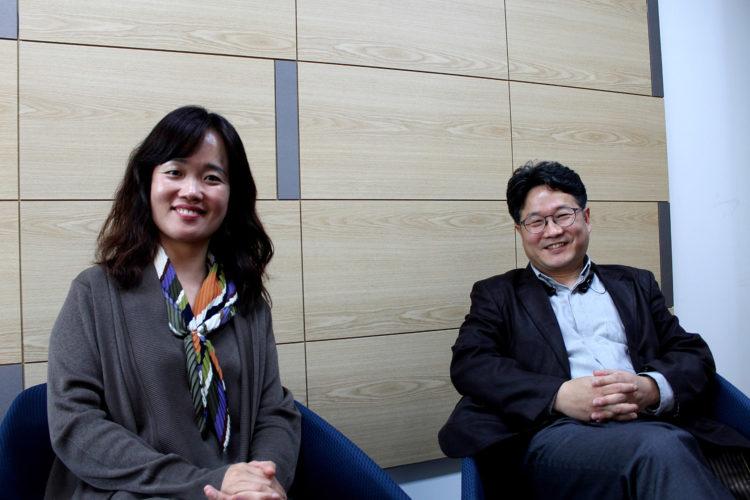 Nicole Kim en Jaiguen Lim bij de Seoul Startup Hub: 'We willen proberen uit te groeien tot dé Aziatische startup hub'