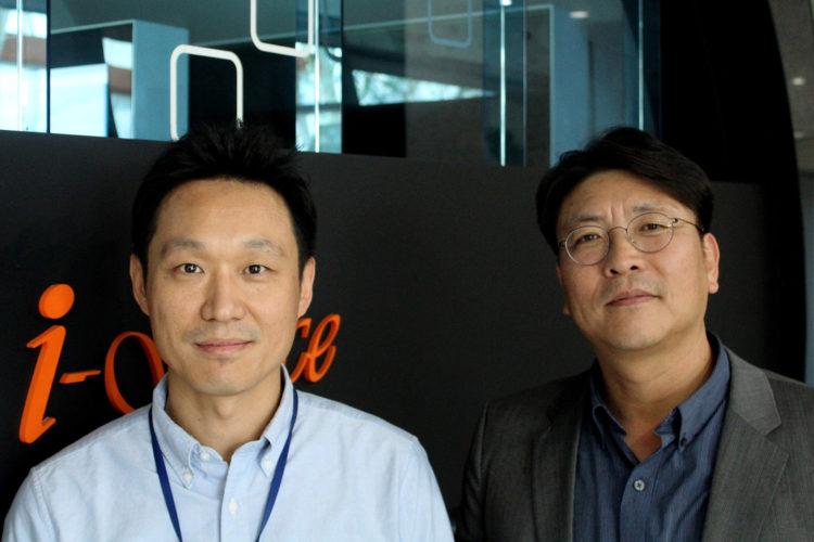 Jangguen Lee en Hyu-Soung Shin: 'Ruimtevaart is tegenwoordig minder een competitie tussen landen. Daarom is ook voor Korea een rol weggelegd.'