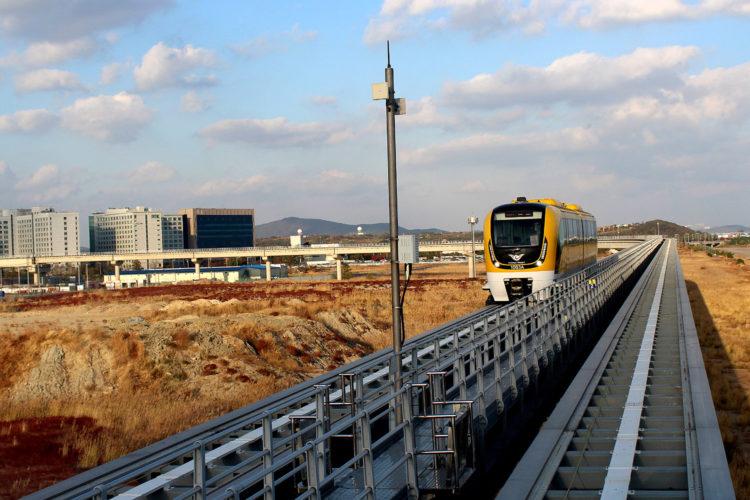 Korea pioniert met maglev-technologie