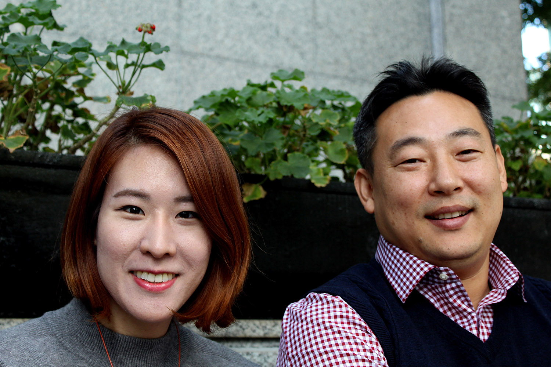 Eun-woo Song en Gitae Shim: 'Minder top-down denken'