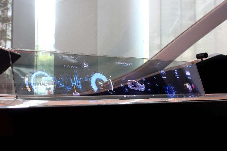 Dashboard van de toekomst volgens SK telecom